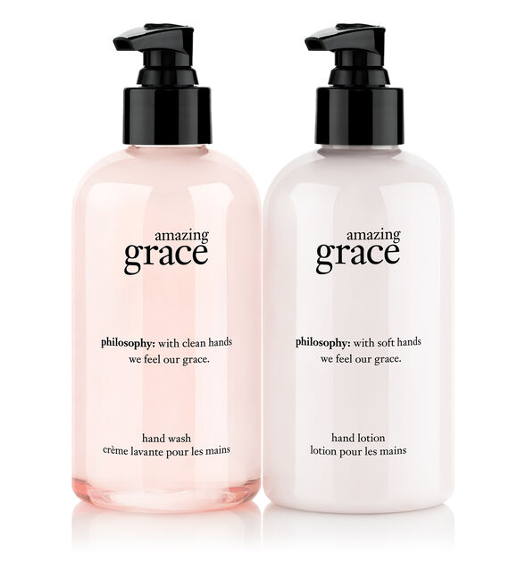 amazing grace handcare duo