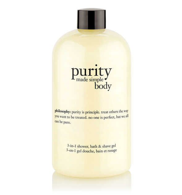 purity made simple body