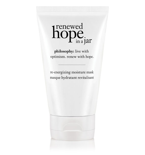 renewed hope in a jar