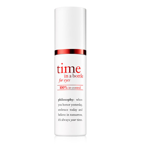 time in a bottle eye serum